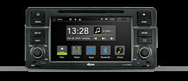 Android Autoradio für BMW 3er E46 Limousine, Touring, Coupe und M3 | R-C10BM1