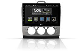 Android Autoradio für FORD Focus II mit manuellem Klimabedienteil | R-C10FD1