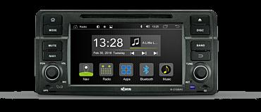 Android Autoradio für BMW 3er E46 Limousine, Touring, Coupé und M3 | R-C10BM1