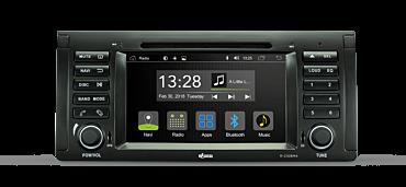 Android Autoradio für BMW X5 | R-C10BM4
