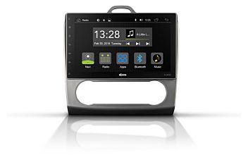 Android Autoradio für FORD Focus II mit automatischem Klimabedienteil | R-C10FD2
