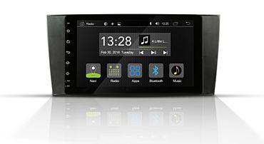 Android Autoradio für Mercedes C-Klasse (W203, CL203, S203) | R-C11MB1