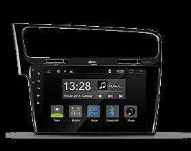Android Autoradio für VW Golf 7   R-C10VW2