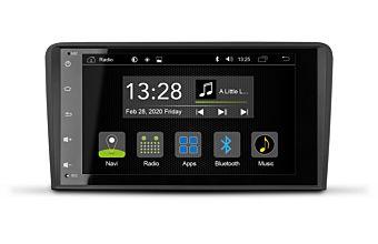 Android Autoradio für AUDI A3 | R-C11AD1