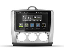 Android Autoradio für FORD Focus II mit manuellem Klimabedienteil | R-C11FD1