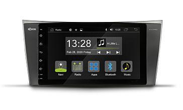 Android Autoradio für Mercedes E-Klasse (W211, C219) | R-C11MB2