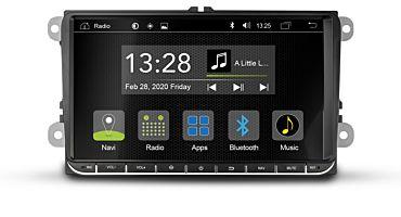 Android Autoradio für VW, Seat, Skoda | R-C11VW1