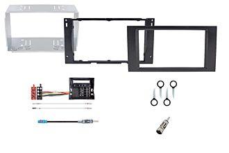 R-D023 Fahrzeugspezifisches 2-DIN Einbaukit für Ford