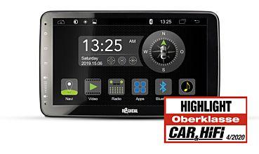 1-DIN Android Autoradio | R-D111