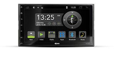 2-DIN Android Autoradio   R-D211