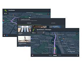 R-MAPC10 GPS Navigationssoftware