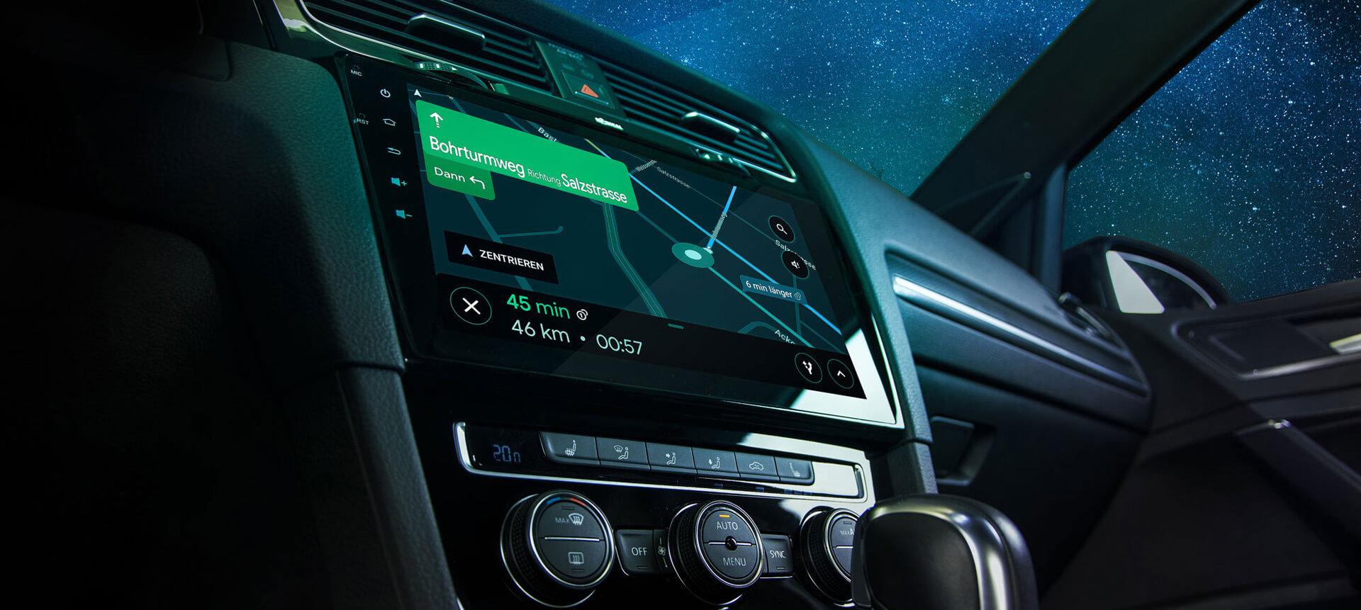 Radical Android Autoradio für Golf 7 - R-C10VW2